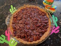 mexican chocolate pecan pie - Copy